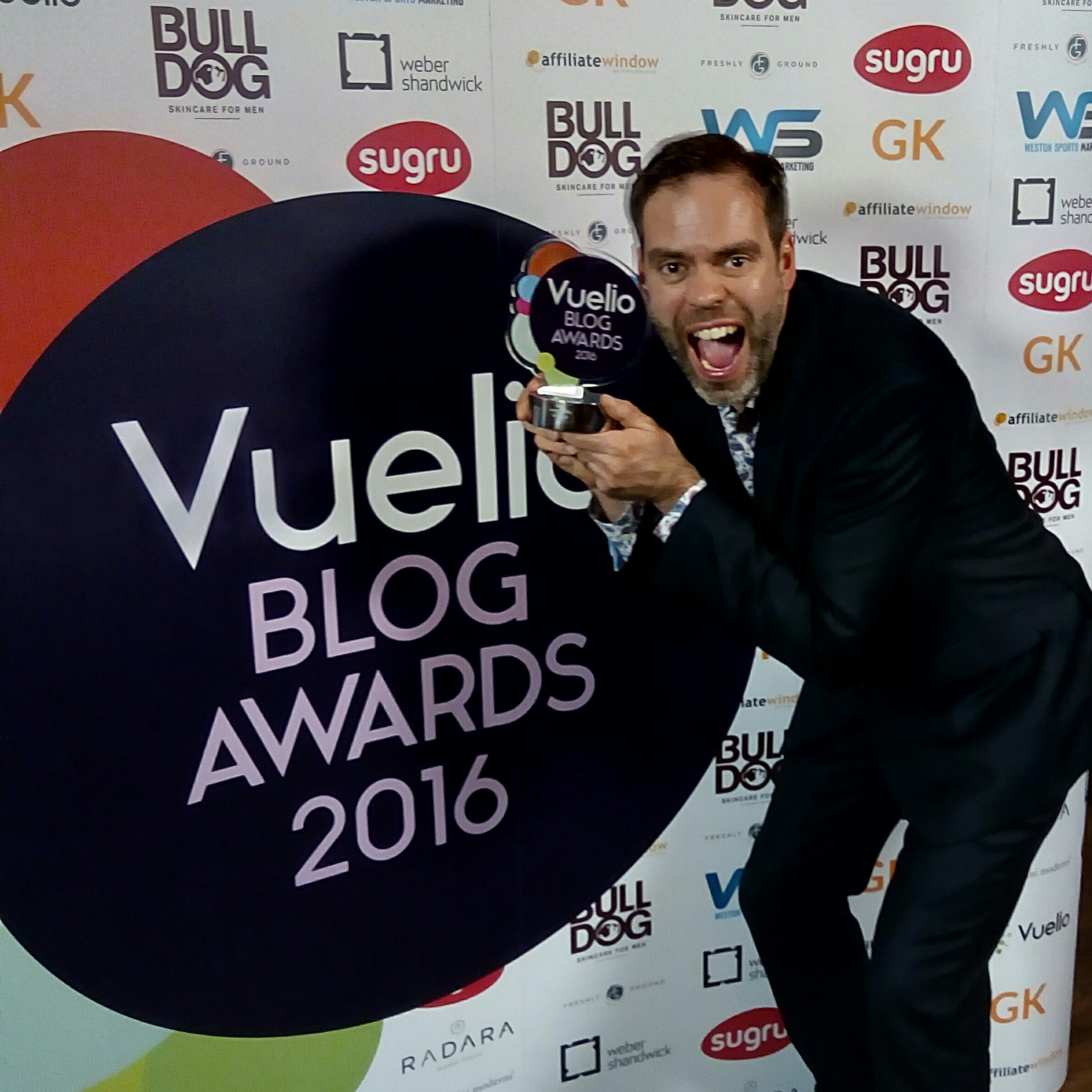 Vuelio, #Vuelioblogawards
