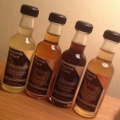 Review: Howards of Kent vodka-based drinks