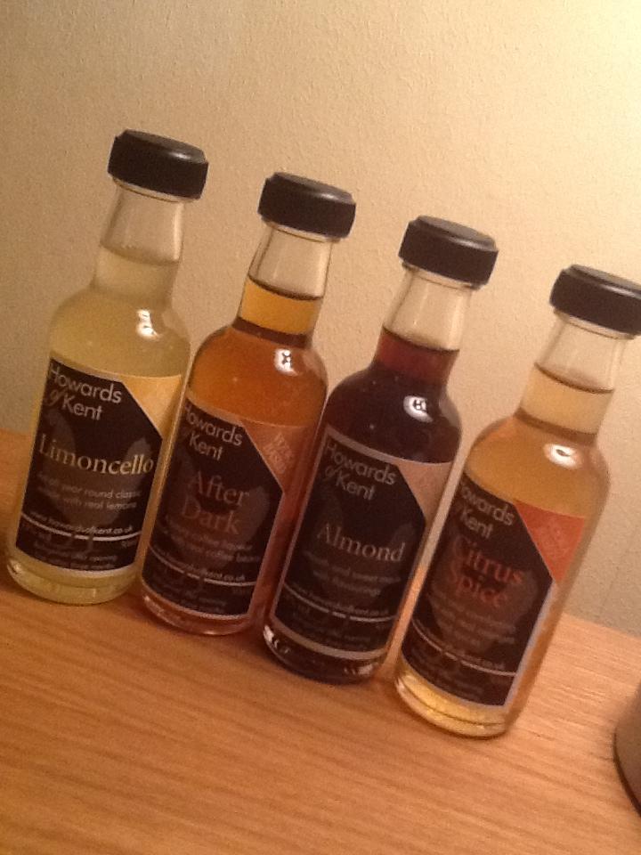 HoK bottles