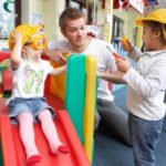 Making childcare appeal to men