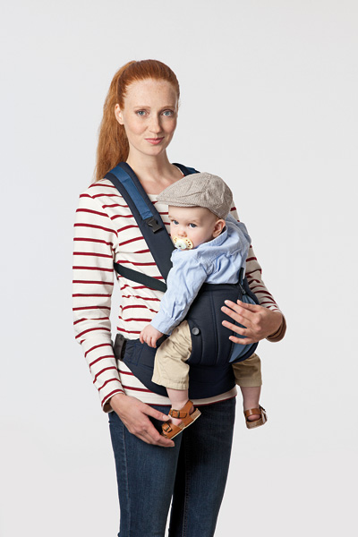 Review: Cybex 2.GO Baby Carrier
