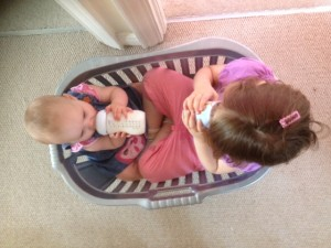 2 Washing basket
