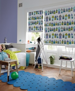 One of the blinds from Luxaflex's children's range.