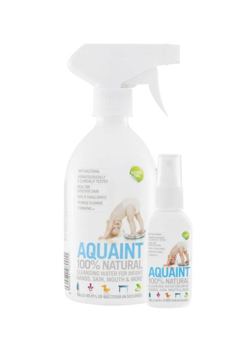 Review: Aquaint sanitiser