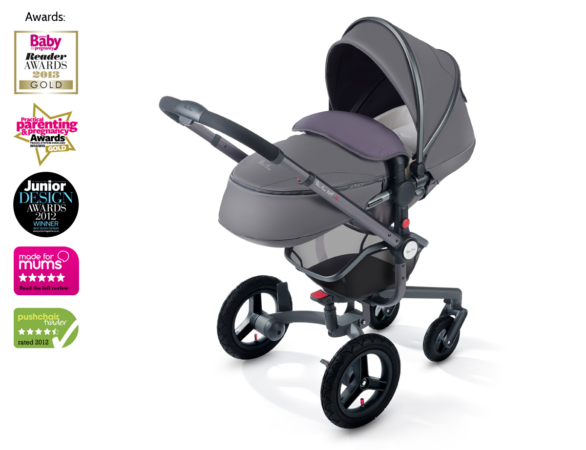 Review: Silver Cross Surf All Terrain pushchair