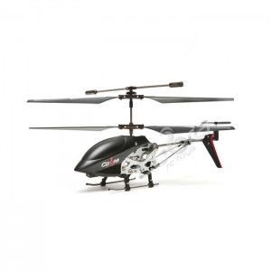 The Cobra 3.5 channel mini remote control helicopter. I know what you're thinking: Airwolf.