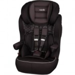 The Nania Imax SP LX Black Star car seat. This one beeps if your child tinkers with the buckle.