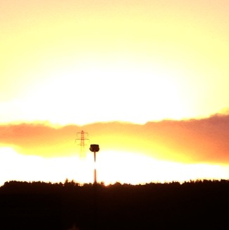Boxing Day sunrise