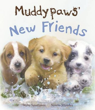 books, reviews, picture story, Muddypaws New Friends
