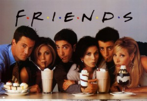 This is an image of some rather famous friends.