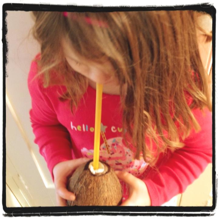 #SilentSunday, #MySundayPhoto, photography, blogging, coconut, Silent Sunday, My Sunday Photo