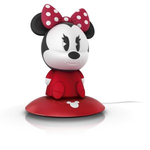 review, Philips, SoftPals, Minnie Mouse, children, children's lighting, review