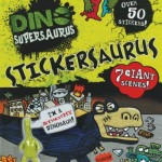 books, children's books, dino supersaurus, family, Parragon, review
