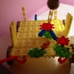 Review; Bizzy Bitz construction toy