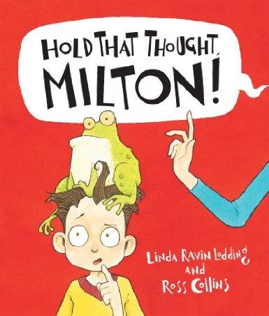 review, book review, Hold that htought Milton!, Parragon