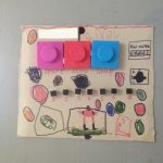 Mini Creations; Superhero control panel
