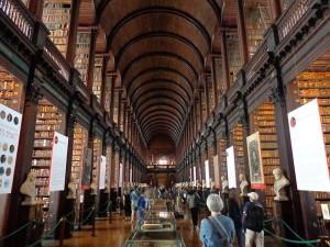 Library, Trinity College, Children, development, education, books