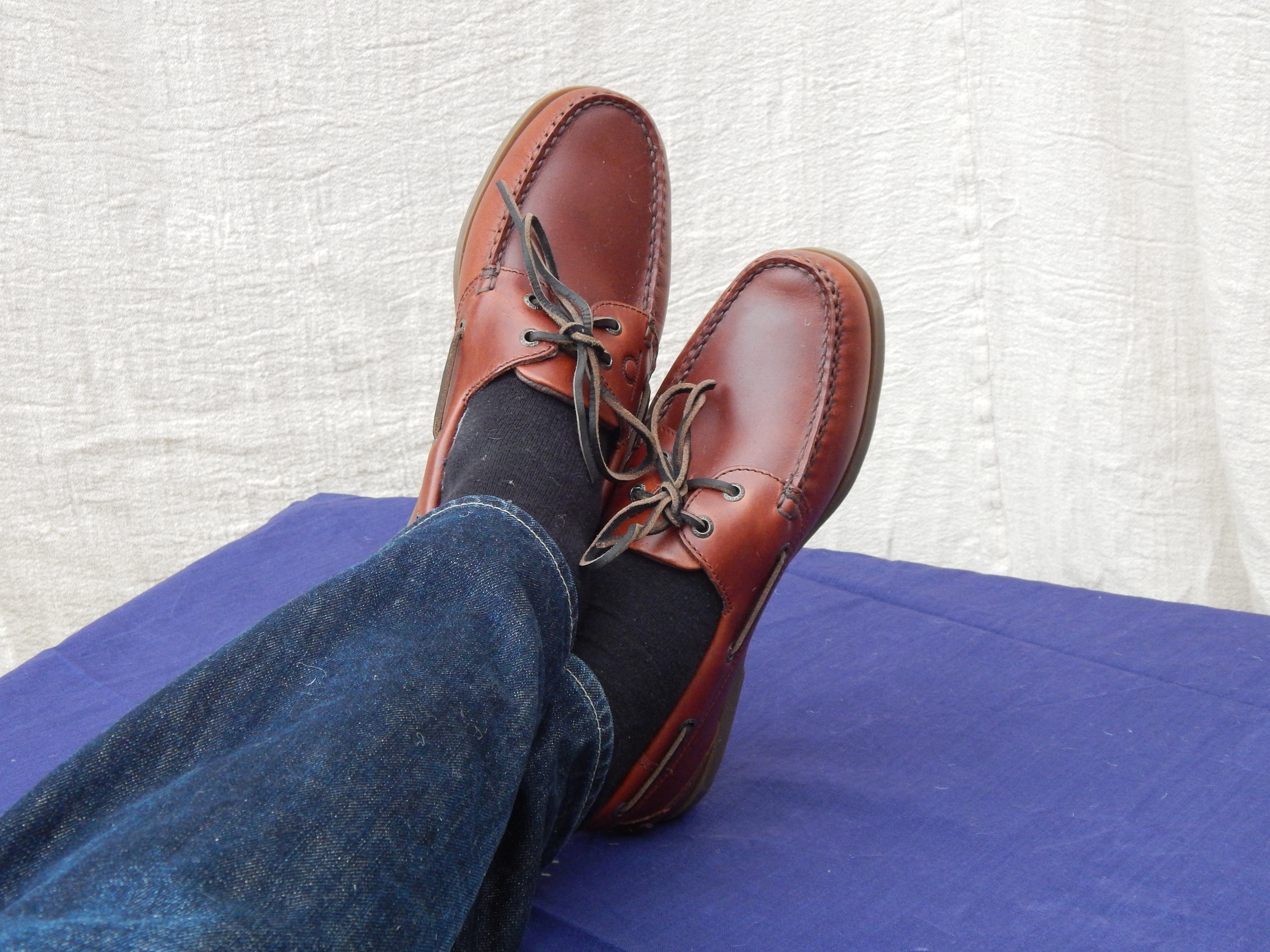 Review; Chatham classic deck shoes