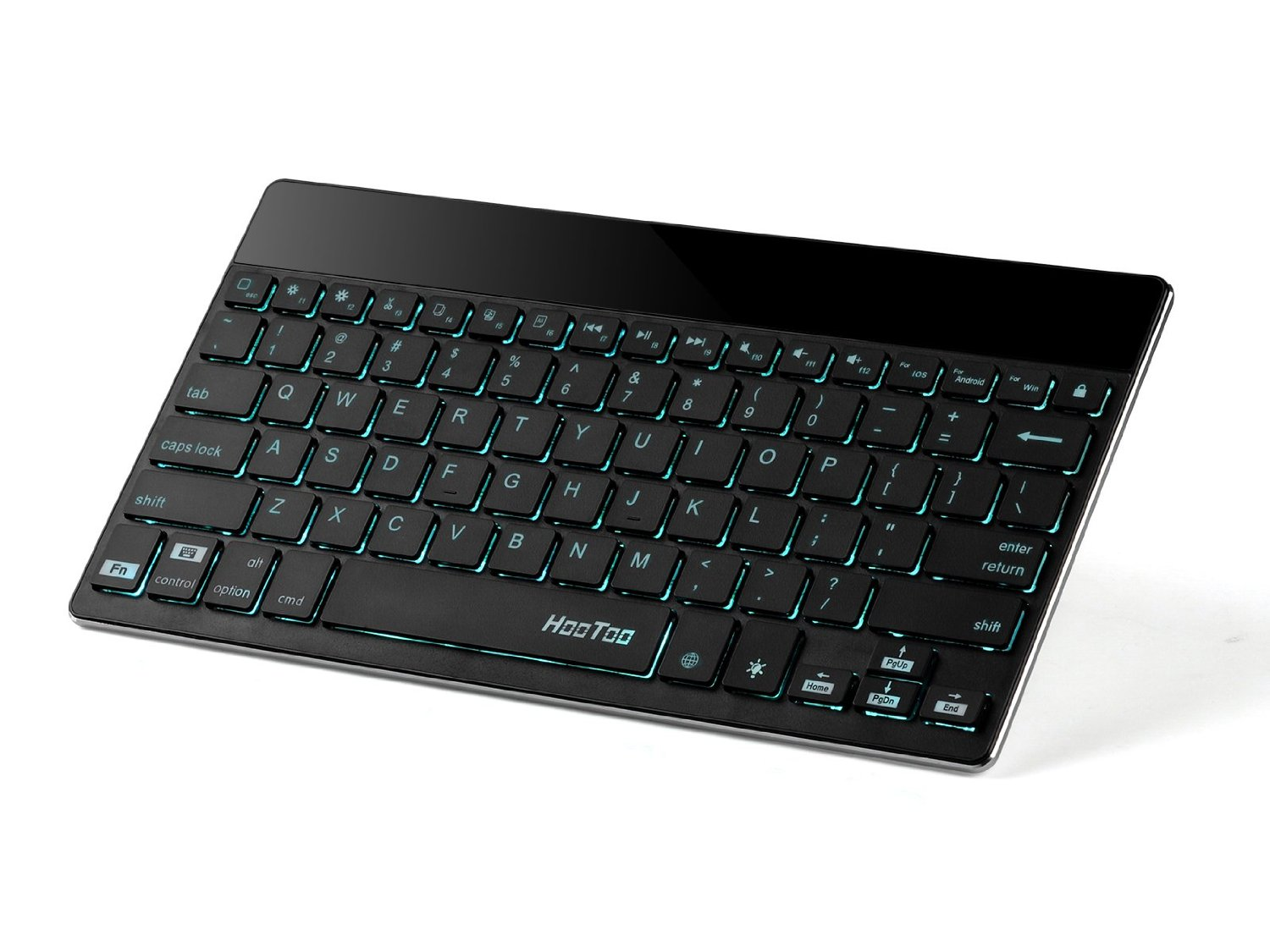 Review; HooToo HT-WK01 Bluetooth Keyboard