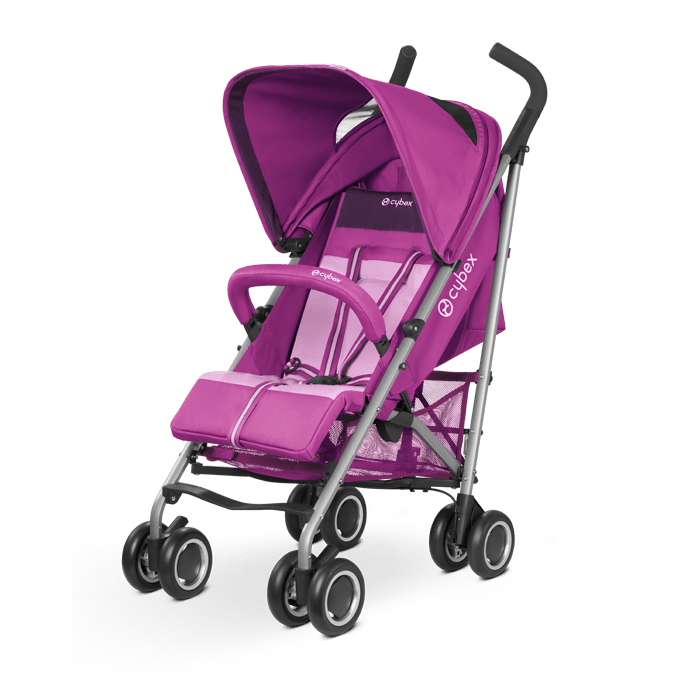 Pushchair review; Cybex Onyx