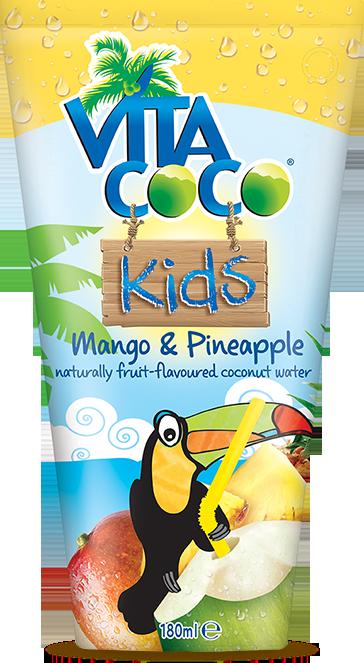 Review; Vita Coco kids' drink