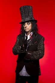school, school holidays, Alice Cooper