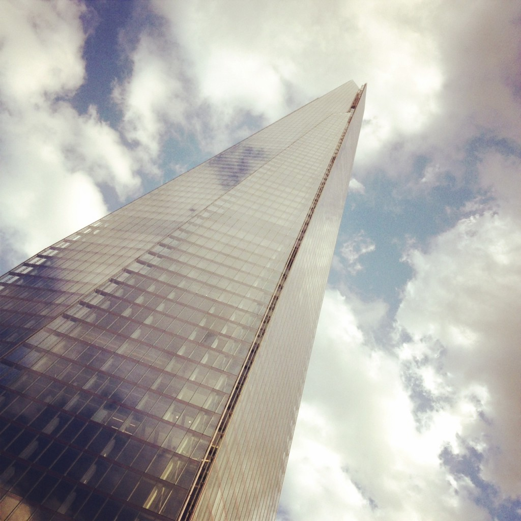 The Shard, Central London, My Sunday Photo