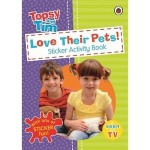 Review; Topsy and Tim sticker books