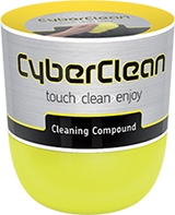 CyberClean, cleanikng compound, computer, technology, keyboard, cleaning, review, reviews