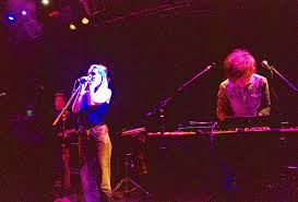 The rather marvellous London Grammar. I thoroughly recommending putting them on Spotify while dusting the skirting boards. Pic credit below.