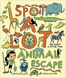 Review; Spot a lot, animal escape