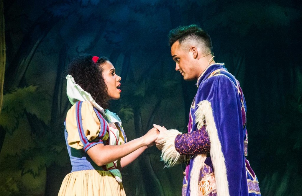 Fairfield Halls, Snow White, Prince Charming, Gareth Gates