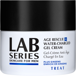 LAB series, skincare, moisturiser, men's style
