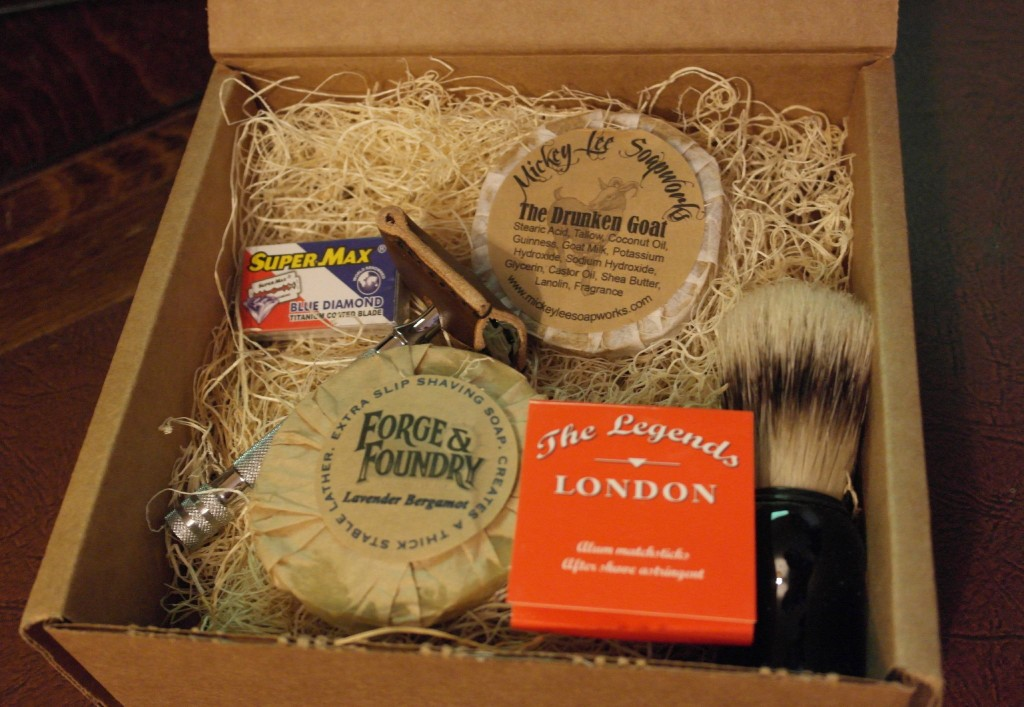 wet shave club, wet shaving, fine shaving