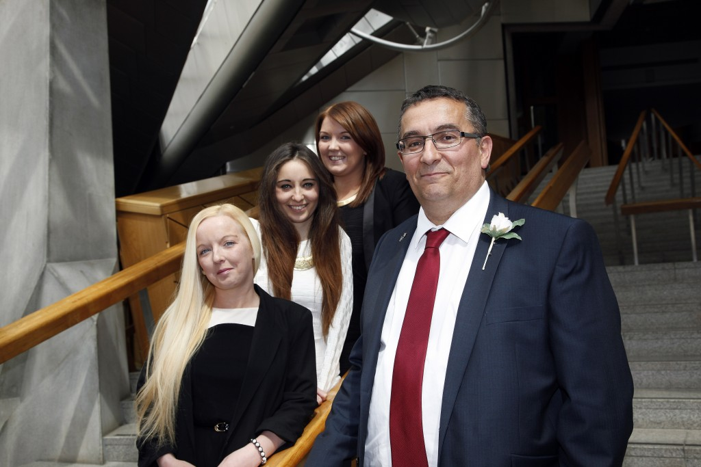 equality, fatherhood, parenting, Christian Allard, SNP, MSP, Holyrood