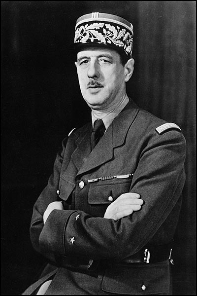 Charles de Gaulle, cheese, fussy eater