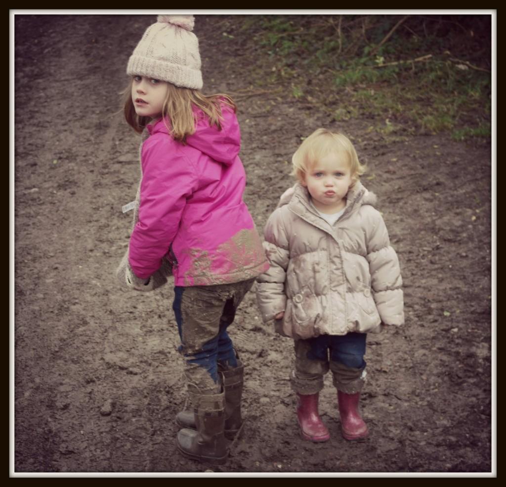 My SUnday Photo, muddy puddles, #MySundayPhoto, blogging, photography, dad blogger, daddy blogger, photography