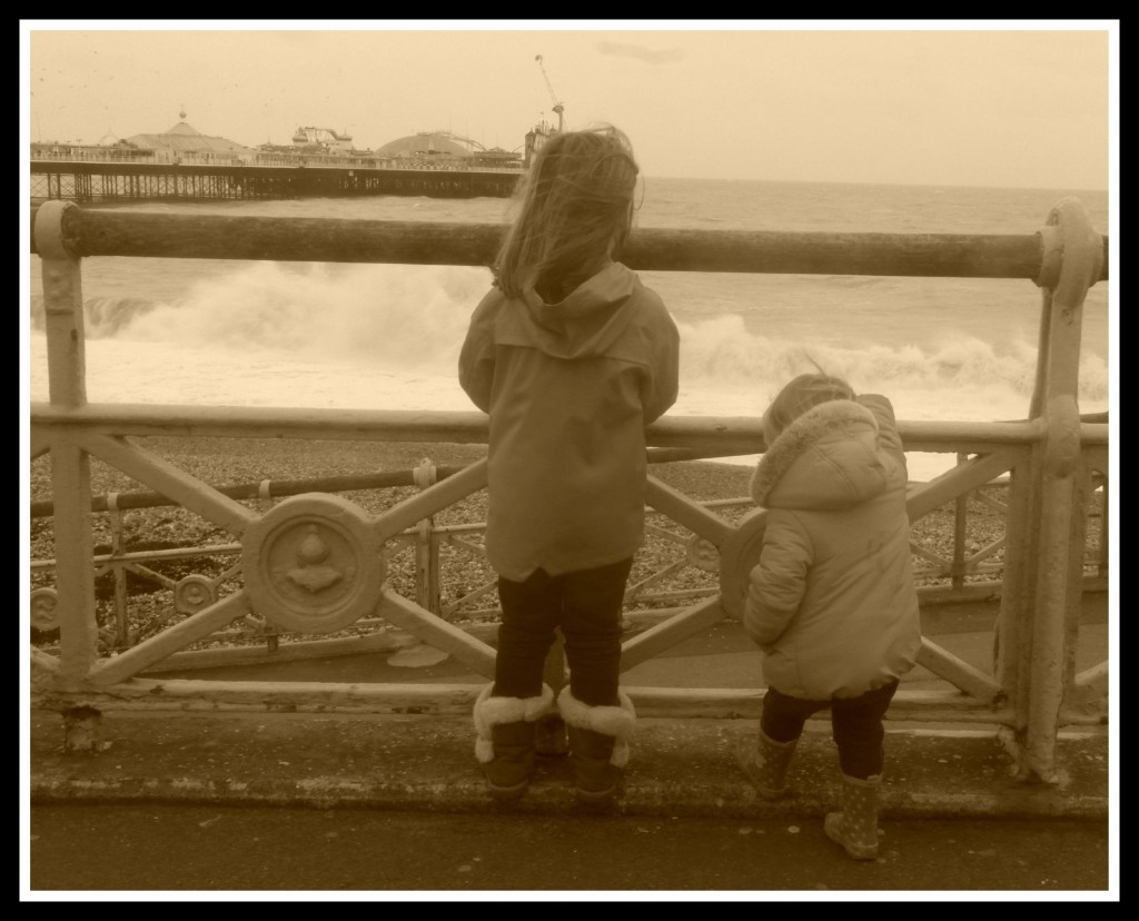 #MySundayPhoto, My SUnday Photo, blogging, photography, Brighton, Brighton seafront, days out, days out with children, family days out