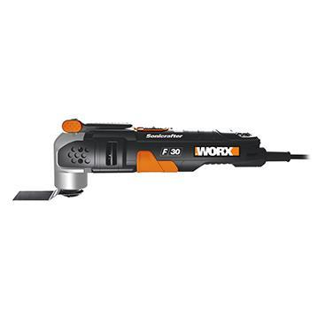 The Worx F30 Sonicrafter.