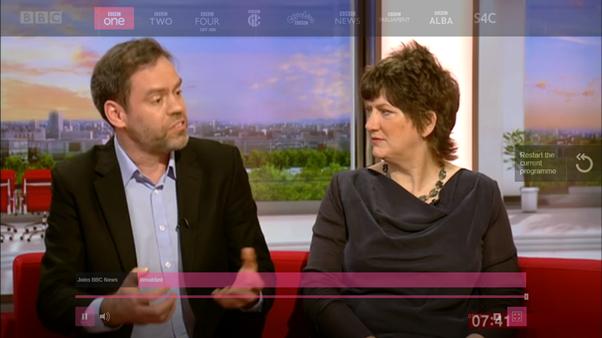 BBC, BBC Breakfast, the Fatheroodd Penalty.