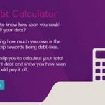 Natwest debt calculator. How much do you owe?