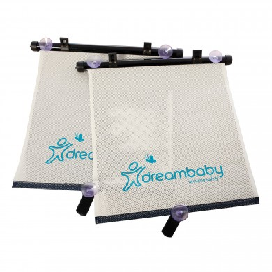 Review; Dreambaby adjustable car window shade