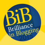 The Brilliance in Blogging Awards 2015