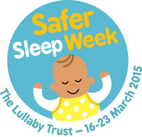 Lullaby Trust, SIDS, Sudden Infant Death Syndrome, Safer Sleep Week
