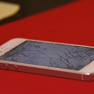 Please put my iPhone down before it gets broken…