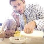 Achieving work life balance; dads feel the pressure too