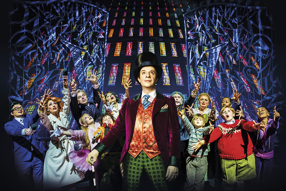 Charlie and the Chocolate Factory, The New Musical