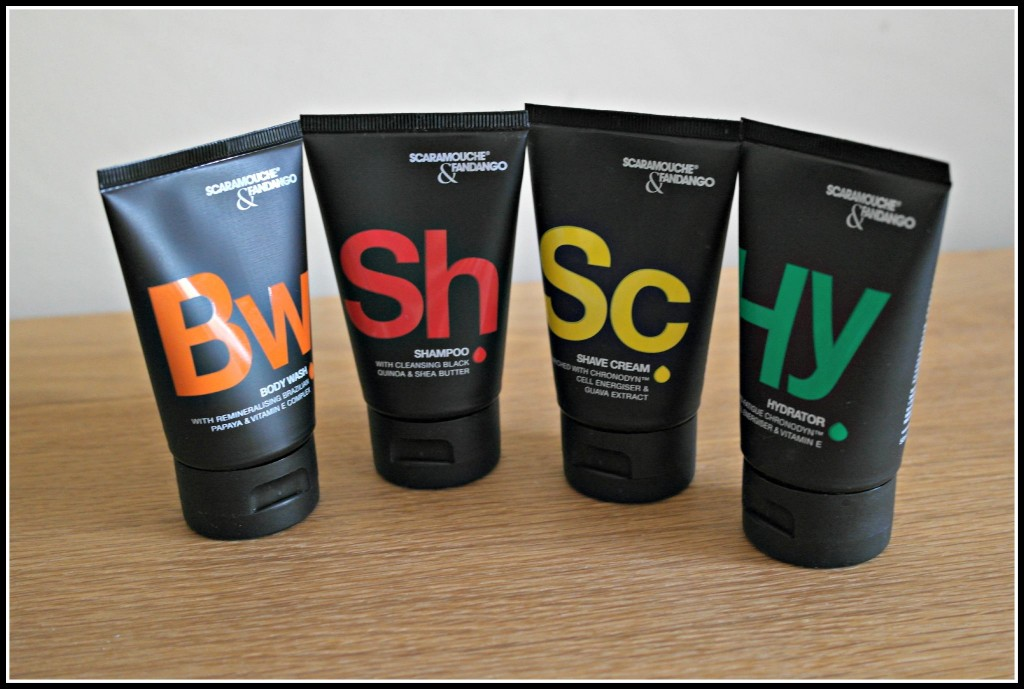 Scaramouche & Fandango, The Crate Co, male grooming, men's style