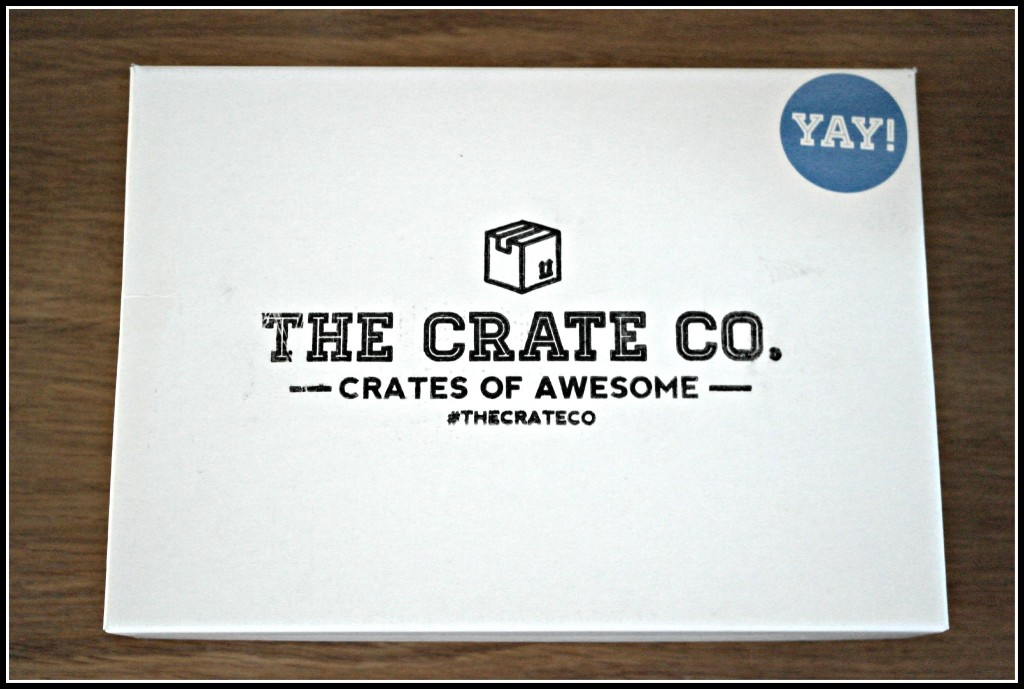 The Crate Co, men's style, male grooming, subscription service