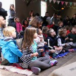 Storytime at Godstone farm